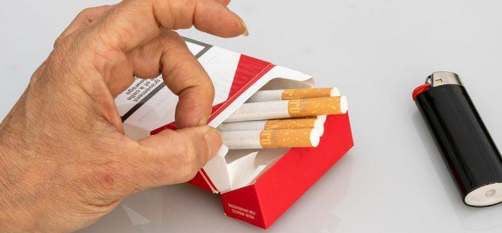 Percentuale di fumatori in Italia e nel mondo
